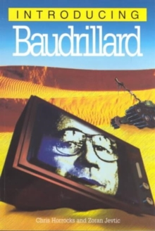 Introducing Baudrillard, Paperback Book