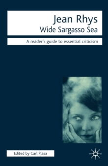 Jean Rhys - Wide Sargasso Sea, Paperback Book