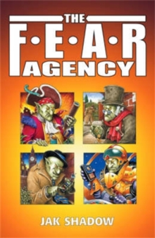 The F.E.A.R. Agency, Paperback Book