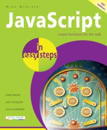JavaScript in Easy Steps, Paperback Book