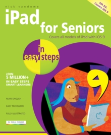 iPad for Seniors in easy steps, Paperback Book