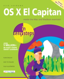OS X El Capitan in Easy Steps : Covers OS X 10.11, Paperback Book