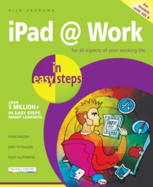 iPad at Work in Easy Steps, Paperback Book