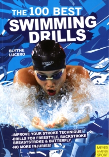 100 Best Swimming Drills, Paperback Book