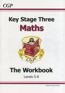 KS3 Maths Workbook - Higher, Paperback / softback Book