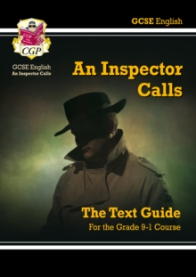 Grade 9-1 GCSE English Text Guide - An Inspector Calls, Paperback Book