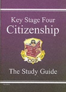 KS4 Citizenship Study Guide (A*-G Course), Paperback Book