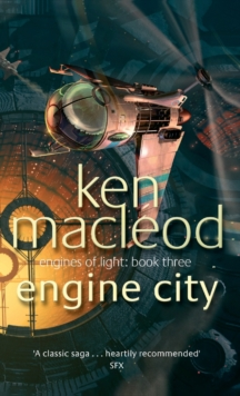 Engine City : Engines of Light Book 3, Paperback Book