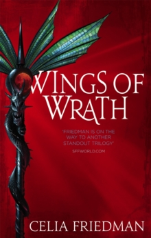 Wings Of Wrath : The Magister Trilogy: Book Two, Paperback Book