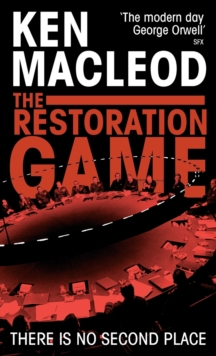 The Restoration Game, Paperback Book