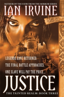 Justice : Tainted Realm: Book 3, Paperback Book