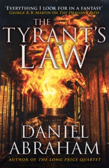The Tyrant's Law : Book 3 of the Dagger and the Coin, Paperback Book