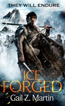 Ice Forged : Book 1 of the Ascendant Kingdoms Saga, Paperback Book