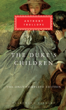 The Duke's Children, Hardback Book