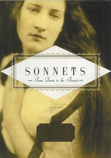 Sonnets : From Dante to the Present, Hardback Book