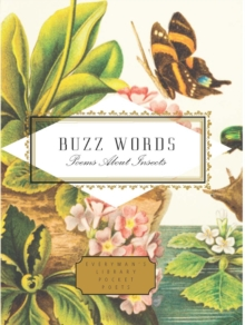 Buzz Words : Poems About Insects, Hardback Book