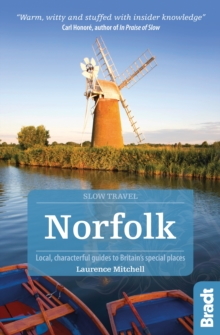 Norfolk : Local, characterful guides to Britain's Special Places, Paperback Book