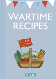 Wartime Recipes, Paperback Book