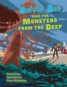 Boffin Boy and the Monsters from the Deep : Set Three, Paperback Book