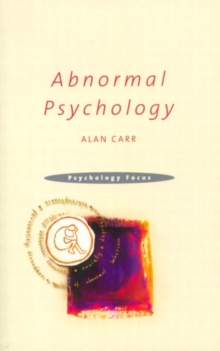Abnormal Psychology, Paperback Book