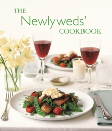The Newlywed's Cookbook, Hardback Book