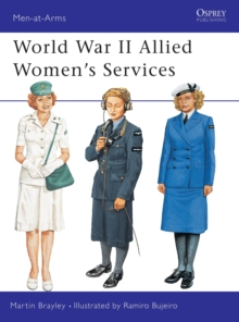 World War II Allied Women's Services, Paperback Book