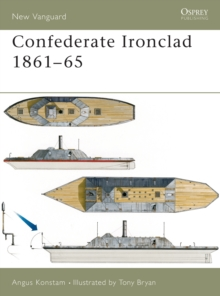 Confederate Ironclad, Paperback Book