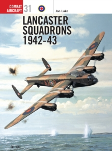 Lancaster Squadrons 1942-43, Paperback Book