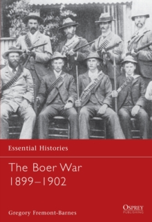 The Boer War 1899-1902, Paperback Book