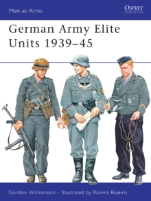 German Army Elite Units 1939-1945, Paperback Book