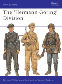The Hermann Goring Division, Paperback Book