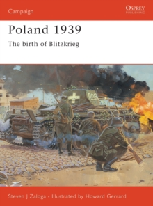 Poland 1939 : The Birth of Blitzkrieg, Paperback Book