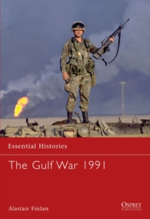 The Gulf War 1991, Paperback Book