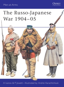 Armies of the Russo-Japanese War 1904-05, Paperback Book