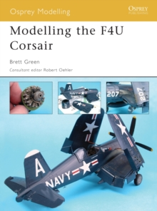 Modelling the F4U Corsair, Paperback Book