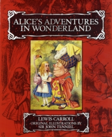 Alice in Wonderland, Hardback Book