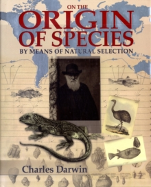 On the Origin of Species, Hardback Book