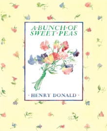 A Bunch of Sweet Peas, Paperback Book