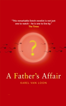A Father's Affair, Paperback Book