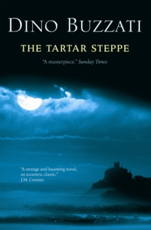 The Tartar Steppe, Paperback Book