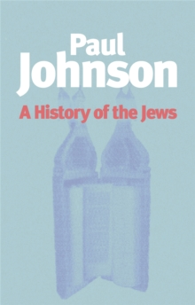 History of the Jews, Paperback / softback Book