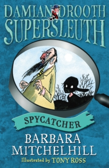 Damian Drooth, Supersleuth: Spycatcher, Paperback Book