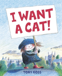 I Want a Cat!, Paperback Book
