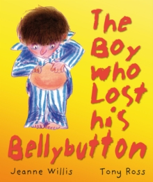 The Boy Who Lost His Bellybutton, Paperback Book