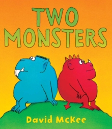 Two Monsters, Paperback Book