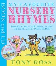 My Favourite Nursery Rhymes, Paperback Book