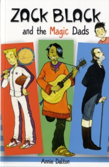 Zack Black and the Magic Dads, Paperback Book