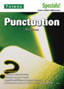 Secondary Specials!: English - Punctuation, Paperback Book
