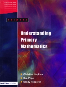 Understanding Primary Mathematics, Paperback Book