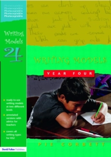 Writing Models Year 4, Paperback Book
